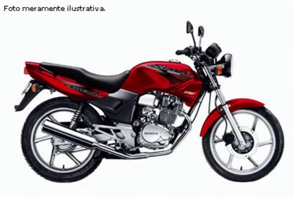 Honda cbx 250 Twister 2009: Primeras imagenes.