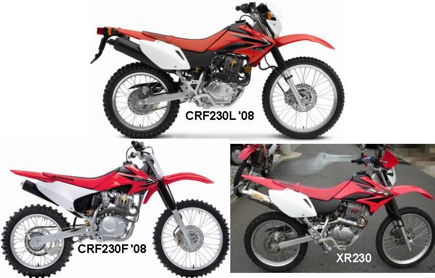 crf230l 2008 rh rickramsey net Honda CRF230F Specs 2005 Honda CRF230F