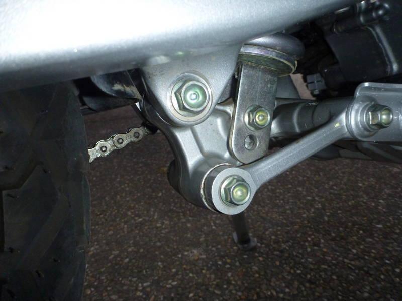 Lowering on Honda Motorcycle Parts Diagram