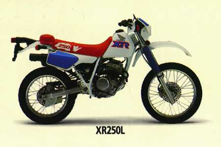 xr250l project rh rickramsey net 2004 Honda XR250R honda xr250r manual pdf